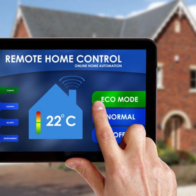 Domotica--Controllo completo della tua casa