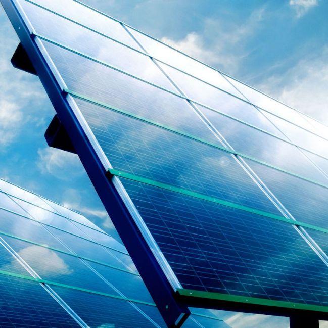 Fotovoltaico--Energia solare
