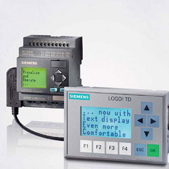 Elettrico Industriale--PLC e Automazione